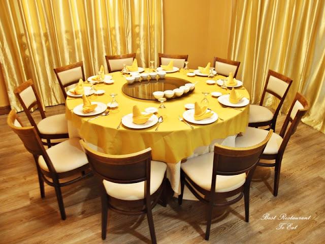 Aroi Dee Thai Restaurant Putrajaya Palm Garden Hotel IOI Resort Dining Room