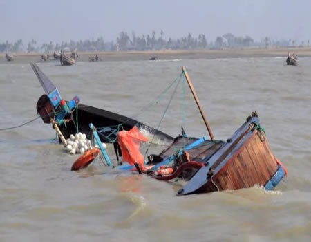 Bayelsa Election: Boat Carrying Four Journalists Capsizes In Nun River