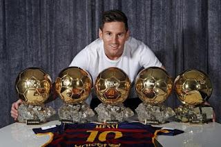 Mengenal Lionel Messi