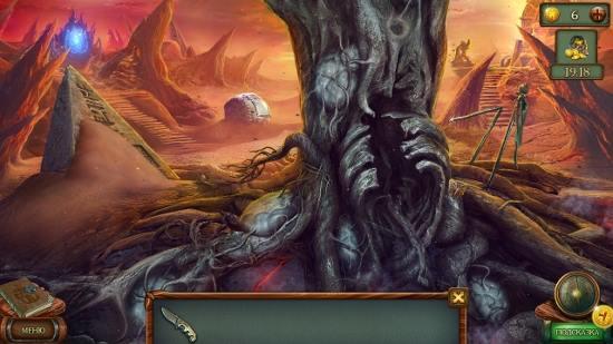 переходим к новой локации в игре наследие 3 дерево силы