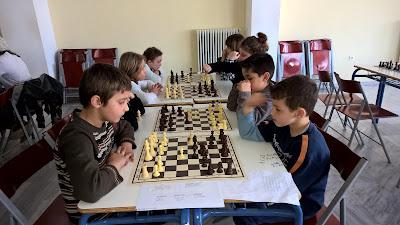 Ομαδικό Σχολικό Περιφερειακό Πρωτάθλημα Σκάκι Δυτικής Αττικής 2016