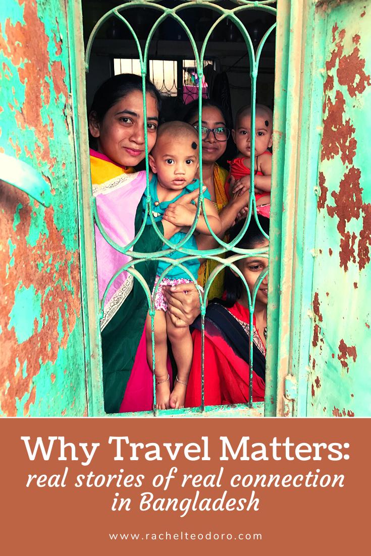 humanitarian travel world vision