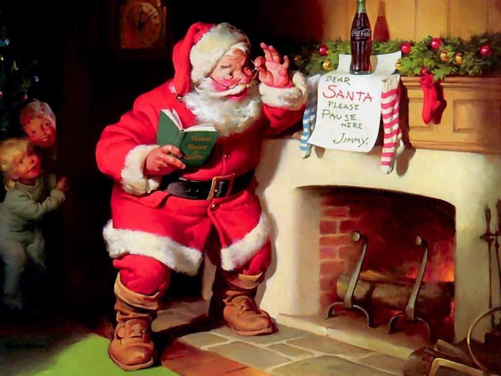 Santa Claus holiday.filminspector.com