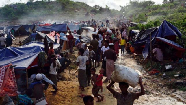 ICC Kumpulkan Bukti Kejahatan Terhadap Rohingya