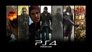 Best PS4 Games Wallpaper