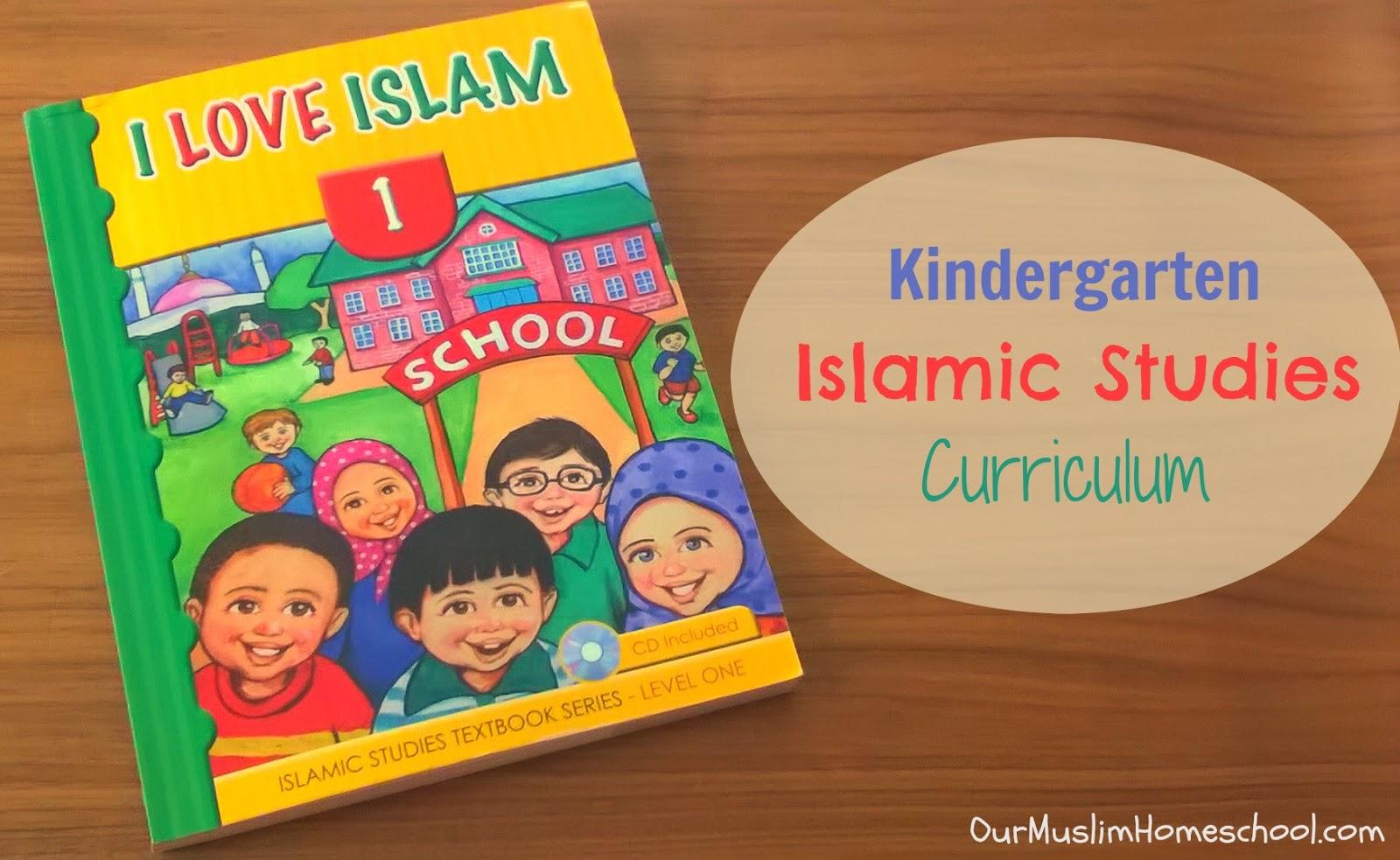 Kindergarten Islamic Studies Curriculum - Muslim Homeschooling Resources [ 983 x 1600 Pixel ]