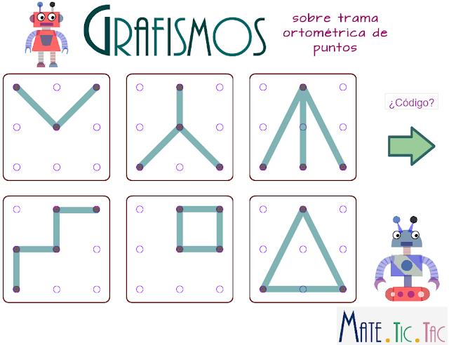 Grafismos. Infantil 4-5 años.