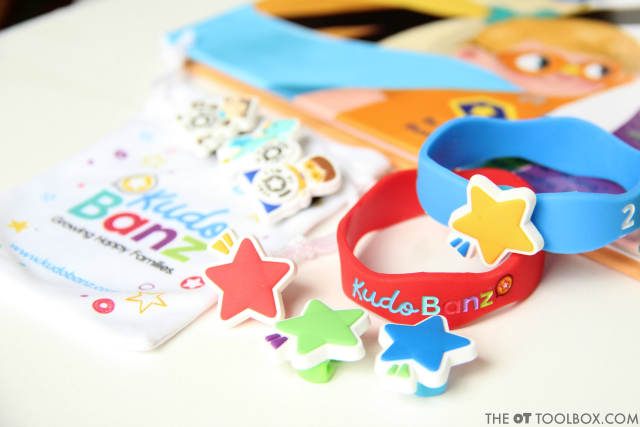 Kudo Banz are fun and creative potty training incentives that kids will love.