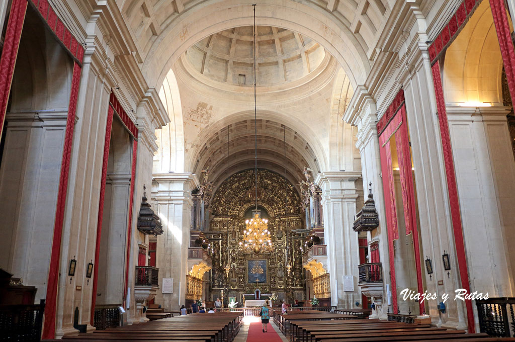 Catedral nueva de Coimbra