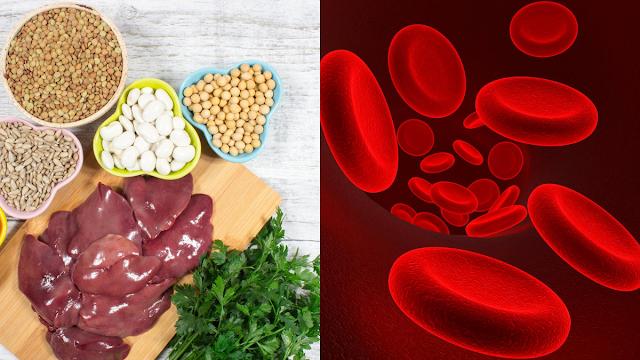 Obat kurang darah alami