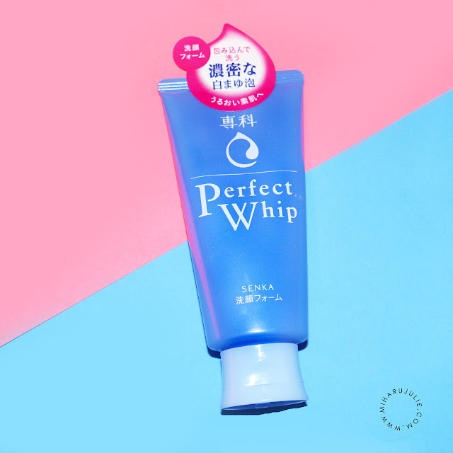 Shiseido Senka Perfect Whip Foam Cleanser