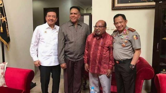 Mengkudeta Budi Gunawan Lewat Kisruh Papua