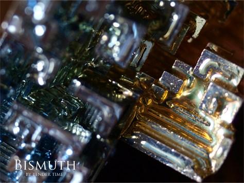 人工ビスマス結晶 Bismuth Made in Germany