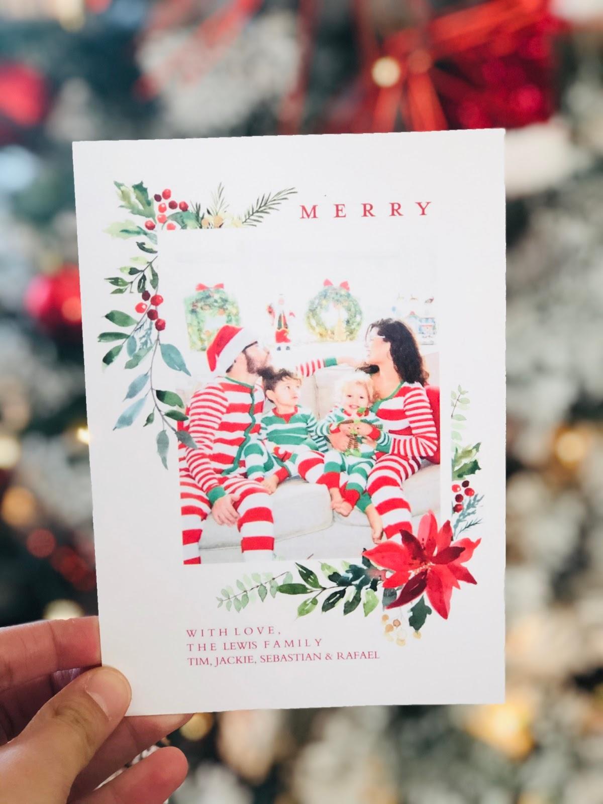 Christmas card, Christmas, Christmas 2019, mom blogger, New York mom, Long Island mom