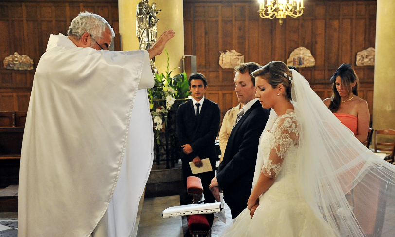 Prosedur Pernikahan dalam Gereja Katolik