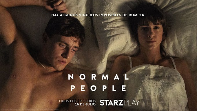 Tráiler de 'Normal People' (2020) - Serie Starzplay