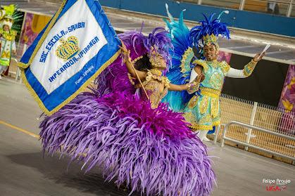 Imperador do Ipiranga apresenta elenco para o próximo carnaval