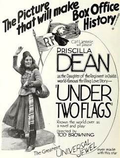 Película Under Two Flags - 1922