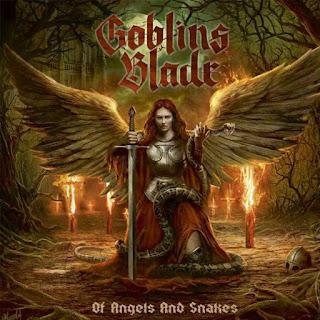 """Ο δίσκος των Goblins Blade """"Of Angels and Snakes"""""""
