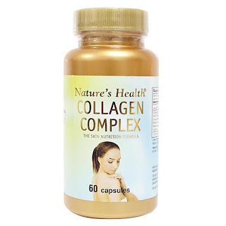 Collagen Complex Nature's Health Menghambat Penuaan di Usia Dini