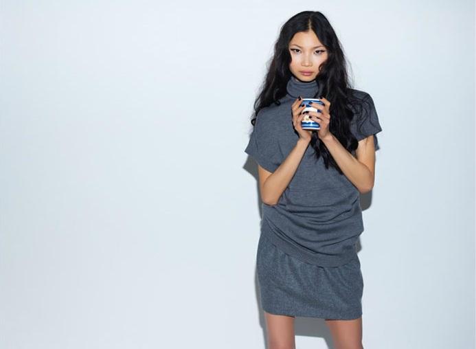 O Meara Ford >> ASIAN MODELS BLOG: AD CAMPAIGN: Li Ming for Susana Monaco, Fall 2011/Winter 2012