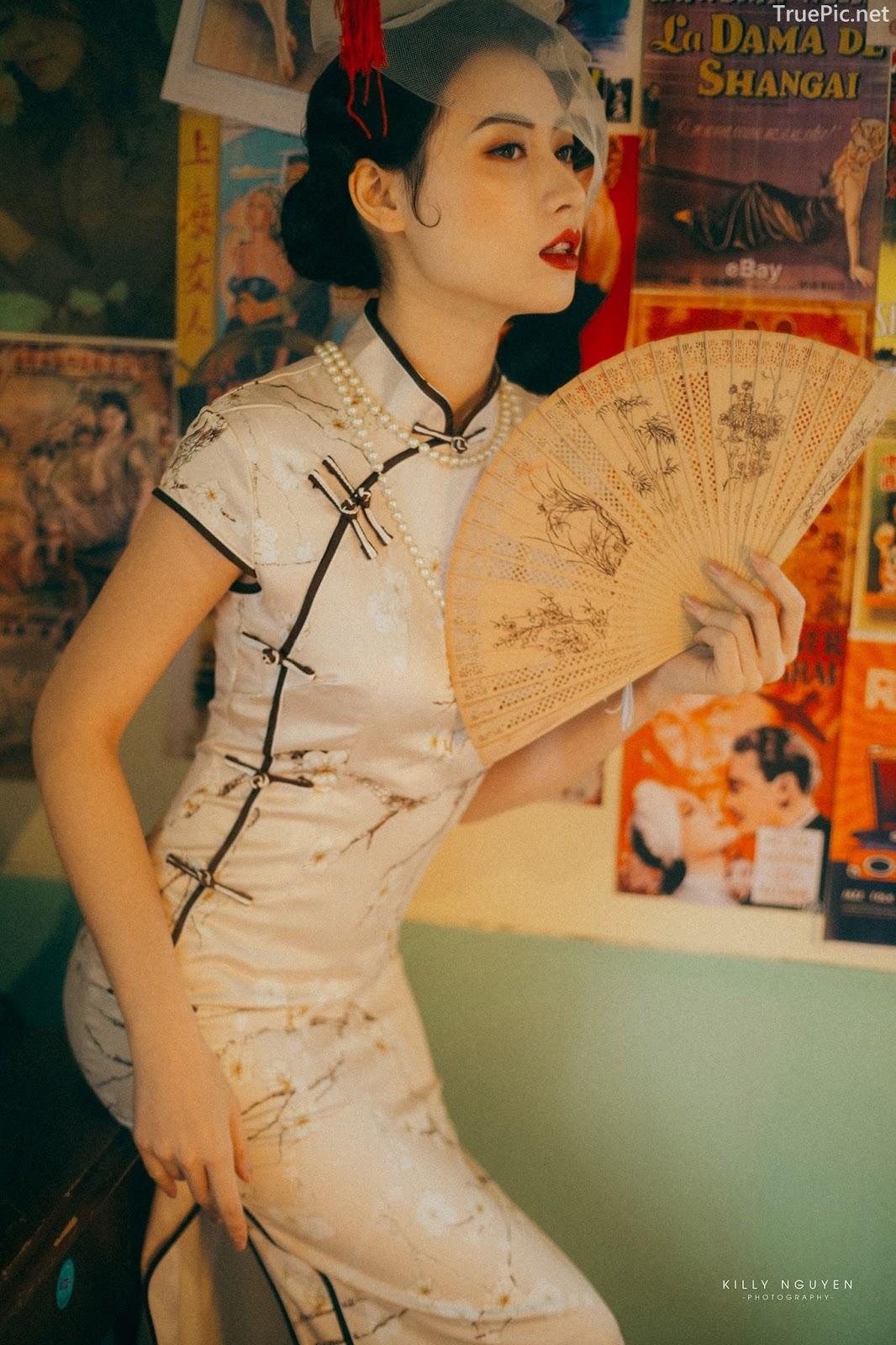 Vietnamese model Lan Huong - Lost in ShangHai - Photo by Killy Nguyen - TruePic.net - Picture 3