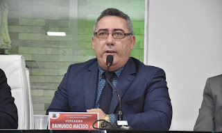 Vereador Raimundo Macedo homenageia psicólogos neste 27 de agosto