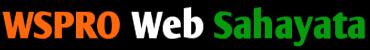 WSPRO Web Sahayata