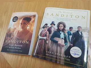 Sanditon books