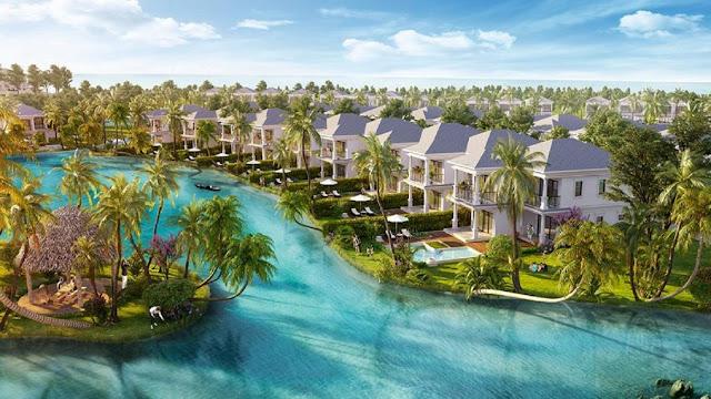 Khu resort đẳng cấp Vinpearl Phú Quốc