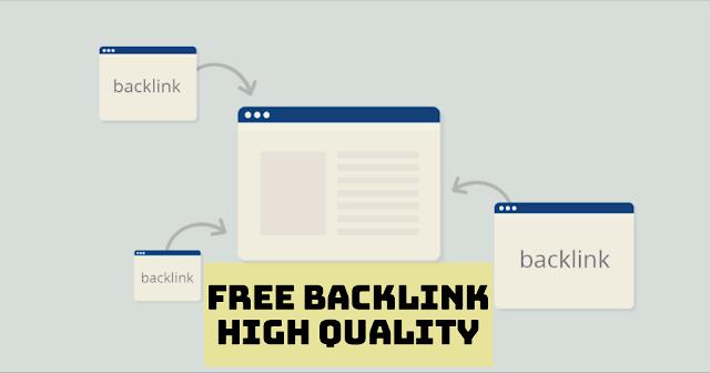 Backlink Gratis Dengan Guest Post
