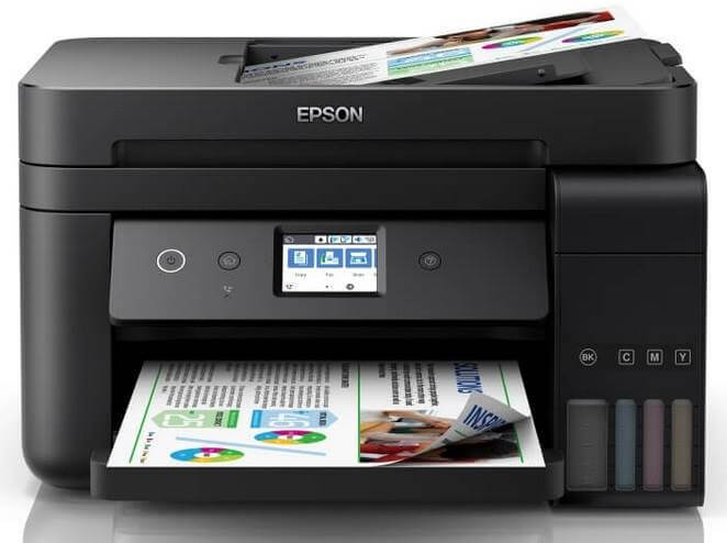 Epson Unveils New Compact L-Series Integrated Ink Tank Printers