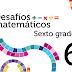 SOLUCIONARIO DESAFÌOS MATEMÀTICOS 6º PRIMARIA