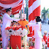 Upacara Detik-detik Proklamasi Kemerdekaan RI Ke-74 di Prabumulih Berlangsung Sukses