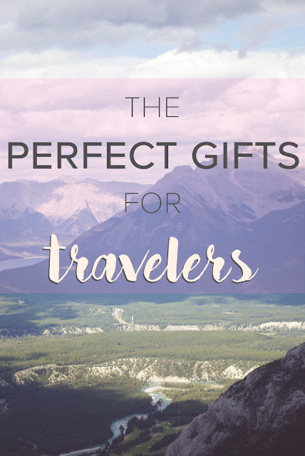 Gift Guide for Travelers | Perfect gift for wanderlusting spirits | The Wanderful Soul Blog