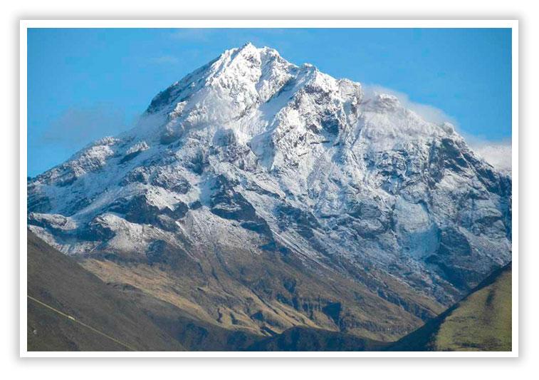 Volcán Cotacachi - Ecuador - SuperPhotoPro