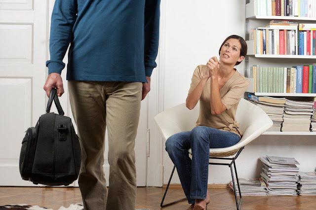Декілька способів повернути чоловіка в сім'ю