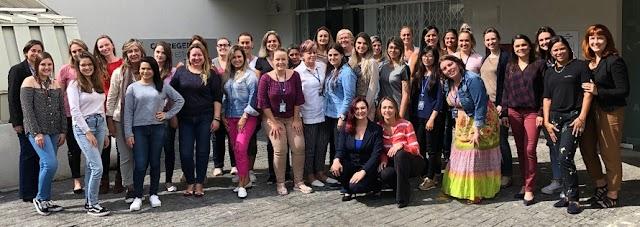 Mulheres da CGE contam como conquistaram espaço no serviço público
