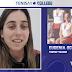 """#TenisayCollege Eugenia Occhipinti: """"Fue una de las mejores experiencias de mi vida"""""""