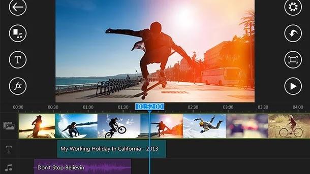 أفضل 10 تطبيقات مونتاج لتعديل الفيديو لنظام الآندرويد