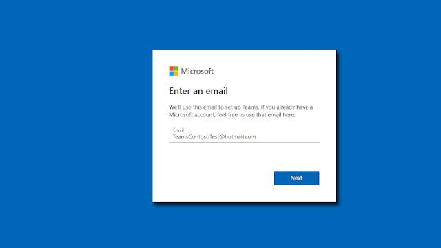 Cara Daftar Akun Microsoft Windows