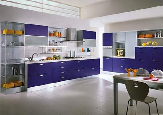 kumpulan desaion kitchen set minimalis modern
