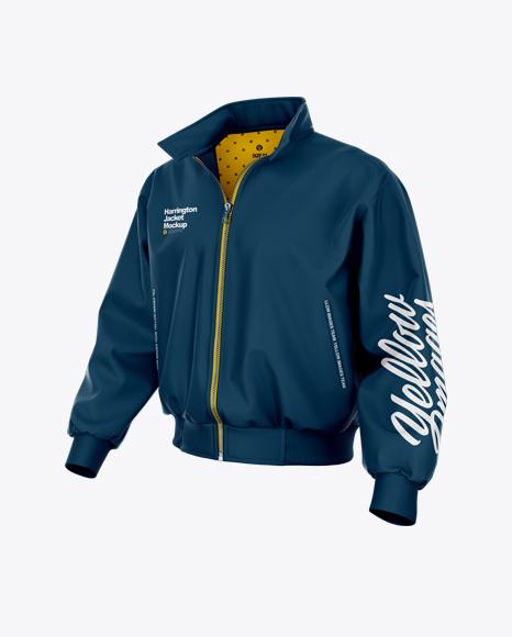2 Design Men's Harrington Jacket