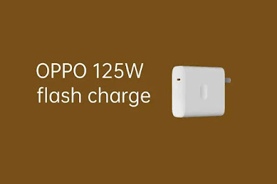 Oppo 125W Flash Charge Fast Charging Technology Revealed, It Could Charge 4000mAh Battery In 20 Mins
