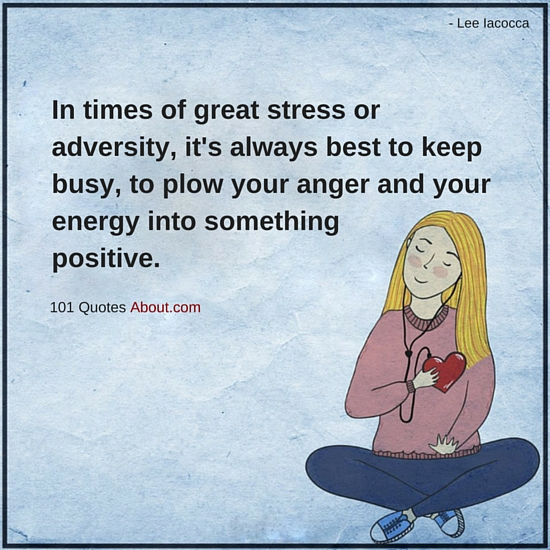 """""""Stress Quotes"""""""