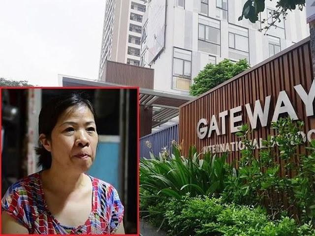 Bà Quy vắng mặt vụ thực nghiệm trường Gateway có uẩn khúc?