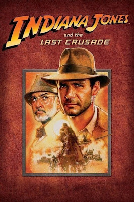 Poster Of Indiana Jones and the Last Crusade 1989 In Hindi Bluray 720P Free Download