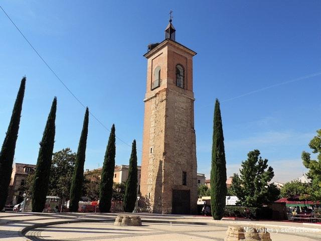 Torre de Santa María la Mayor, Alcalá de Henares