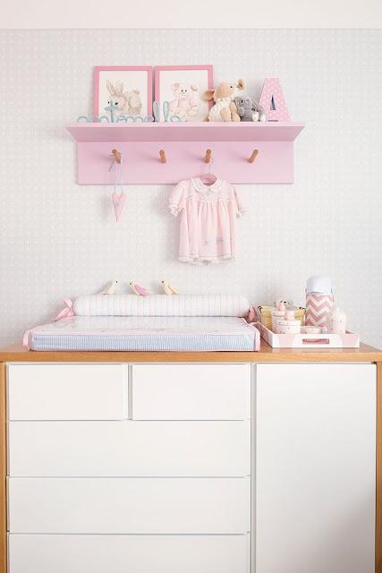 Thiết kế phòng ngủ dành riêng cho cô công chúa nhỏ đáng yêu