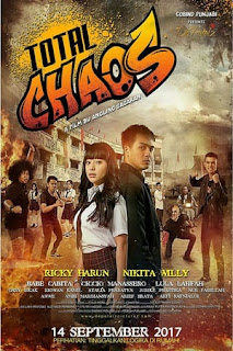 Download Film Total Chaos (2017) SDTV Full Movie